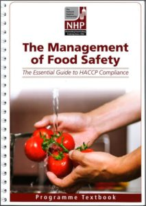 NHP Management of Food Safety, Essential Guide to HACCP