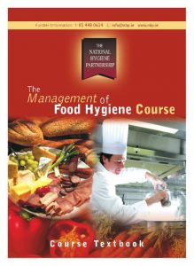 NHP National Hygiene Partnership Management of Food Hygiene Course